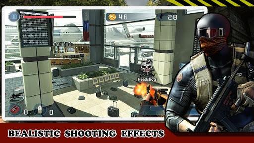 Modern City Sniper Shoot