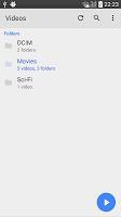 screenshot of MX Player Codec (Tegra3)