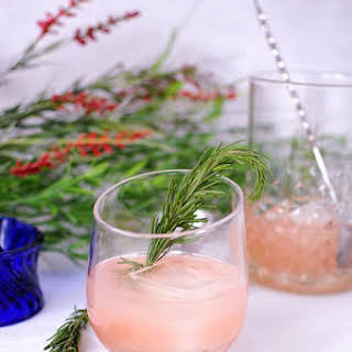 Rosemary Grapefruit.