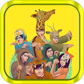 🌟 2048 Running Man Tiles Game