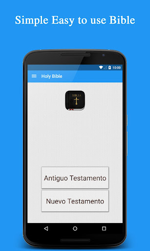 Spanish Bible La Biblia