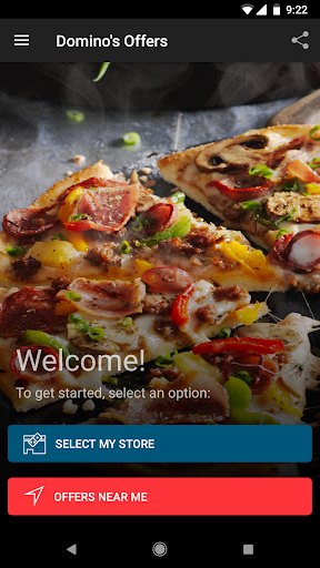 Domino's Offers for PC