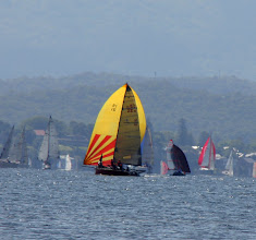 Photo: Year 2 Day 230 - Sailing Boats at Belmont #4