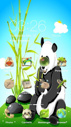 Panda Dream Best Theme