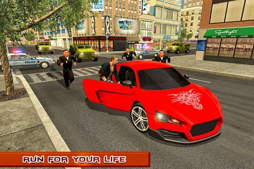 Crime Cars Street Driver: Gangster Games 2018 1.0 screenshots 2
