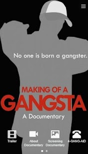 Download Making of A Gangsta For PC Windows and Mac apk screenshot 1