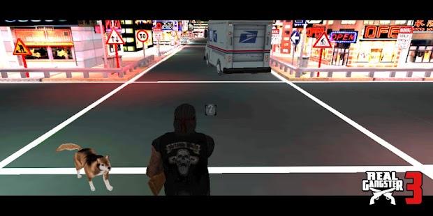 Real Gangster 3 - náhled
