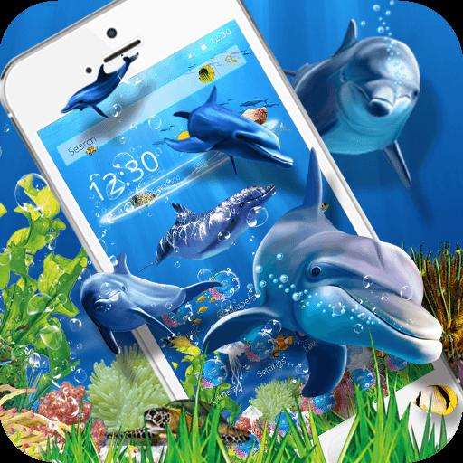 Tropical Fish Aquarium Theme