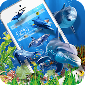 Tropical Fish Aquarium Theme