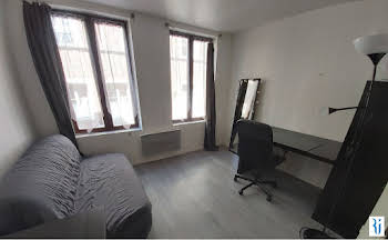 Studio meublé 11,98 m2