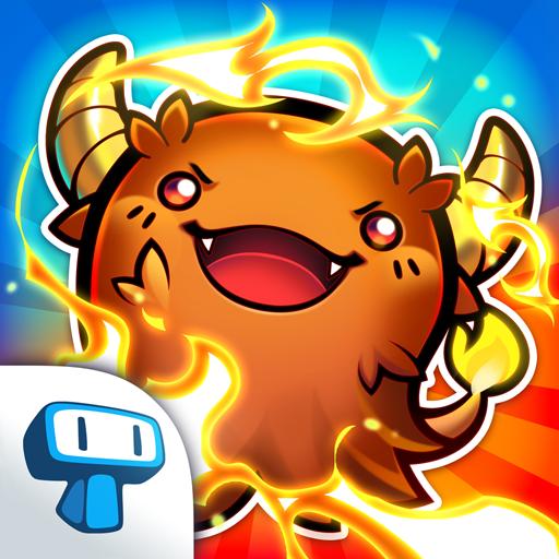 Baixar Pico Pets Puzzle - Match-3 com Monstros Virtuais para Android