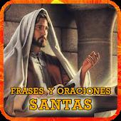 Oraciones y frases de Santos