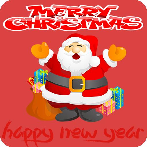 Christmas Xmas Stickers (app)