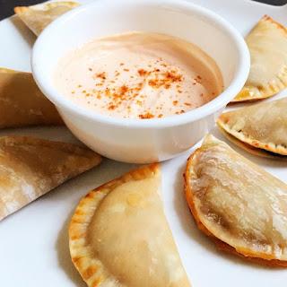 Humpanadas (Hummus Empanadas).