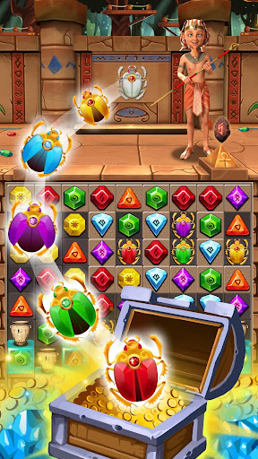 Jewel Ancient 2: lost tomb gems adventure apktram screenshots 9