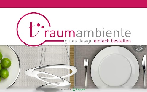 Traumambiente.de- screenshot thumbnail