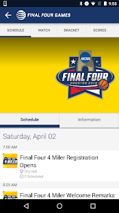 NCAA FINAL FOUR HOUSTON- screenshot thumbnail