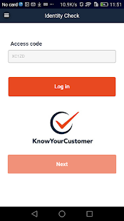 Know Your Customer- screenshot thumbnail