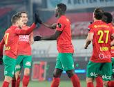 Makhtar Gueye is bezig aan een goed seizoen bij KV Oostende en heeft het profiel van een veelgezochte spits