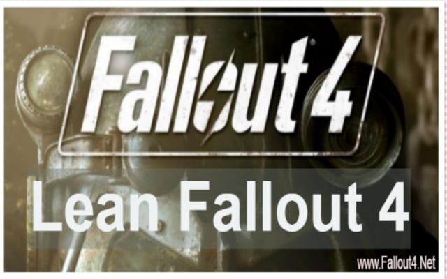 Fallout 4 Tutorials