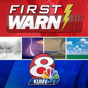 KUMV-TV First Warn Weather for PC