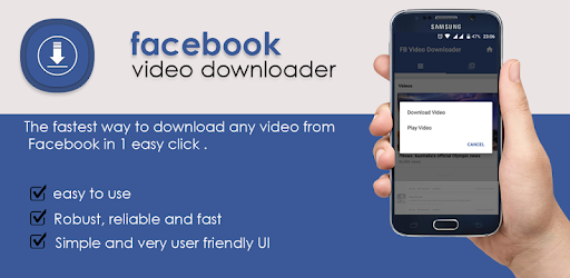 how to download video from facebook to mobile device