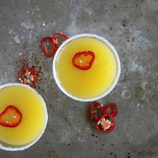 Mango Vodka Martini Recipes