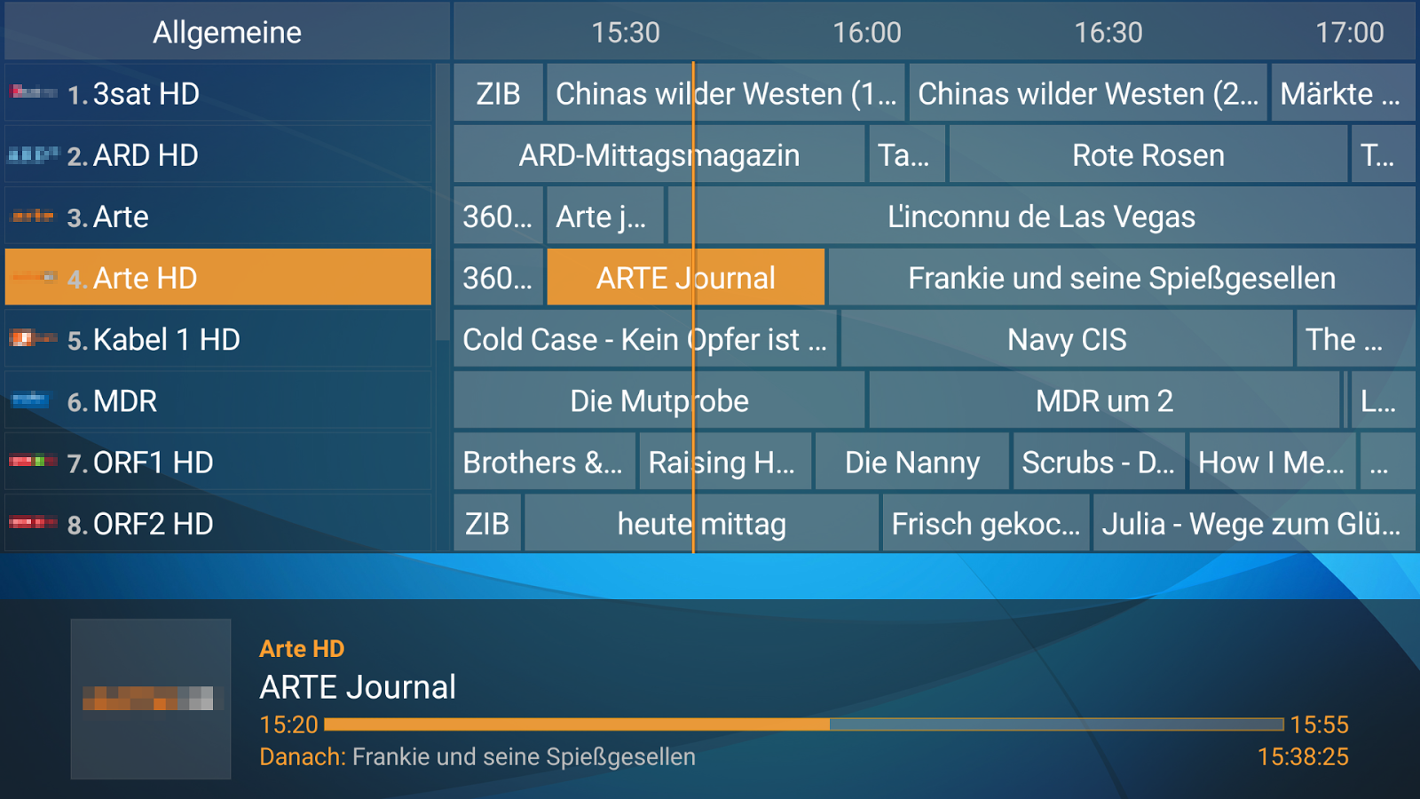 Perfect Player Iptv Android Apps Auf Google Play