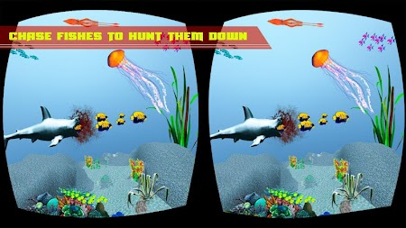 Killer Shark Attack VR APK screenshot thumbnail 3