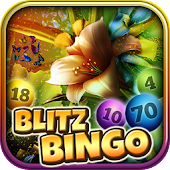 Blitz Bingo: Flower Power