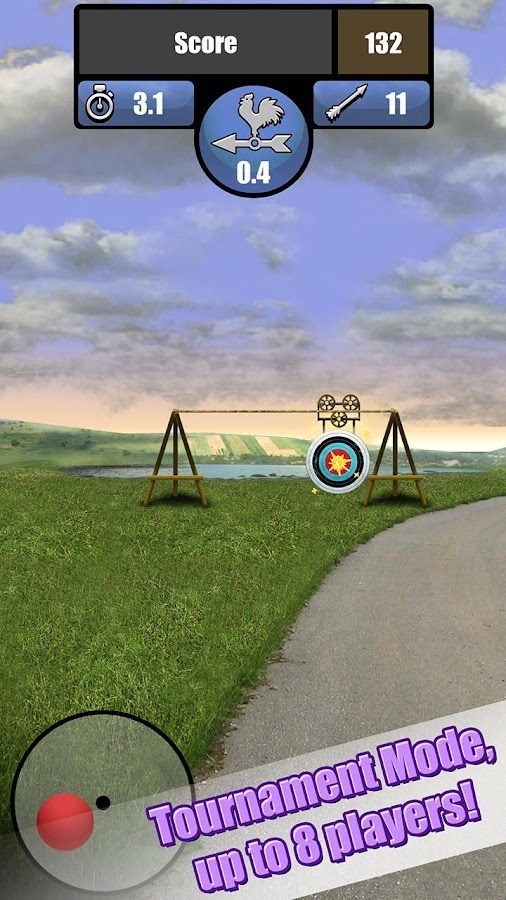 Screenshots of Archery Tournament for iPhone