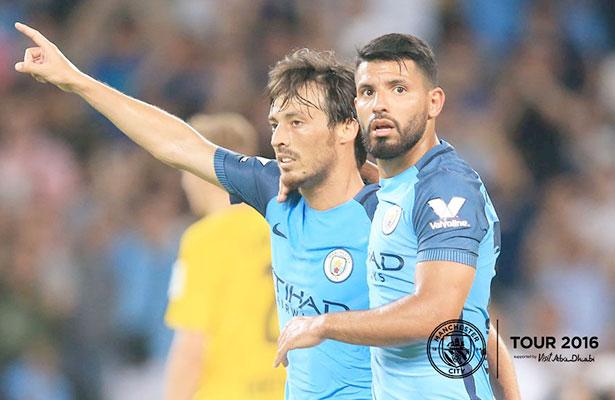 Manchester City vence en penales a Dortumnd