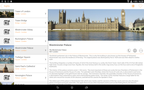 London Travel Guide - Tourias- screenshot thumbnail