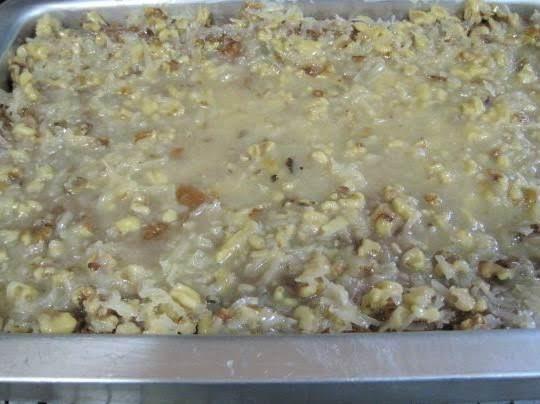Apple Cake - Grandma's Recipe