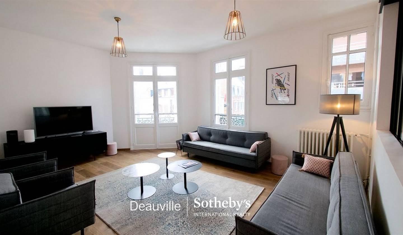 Maison en bord de mer Deauville
