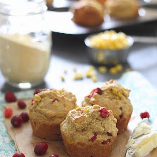 Cranberry Corn Muffins Recipes