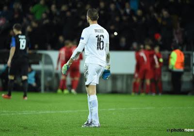 Club Brugge geraakt niet verder dan een 1-1-gelijkspel bij FC Midtjylland
