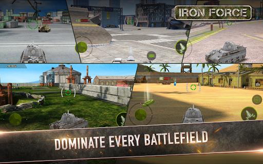 Iron Force screenshot 9