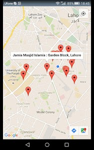 Mobile Location Tracker Map screenshot 5