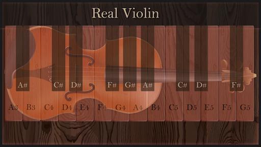 Real Violin 1.0.0 screenshots 17