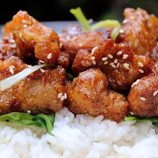 Honey Garlic Chicken or Beef Recipe