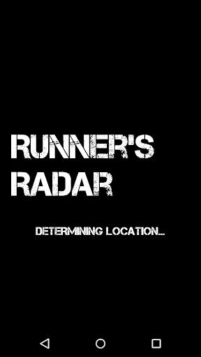 Runner's Radar