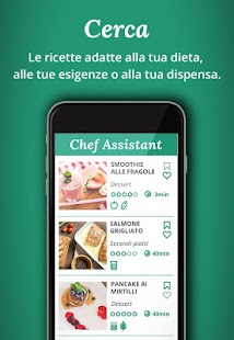 Chef Assistant- miniatura screenshot