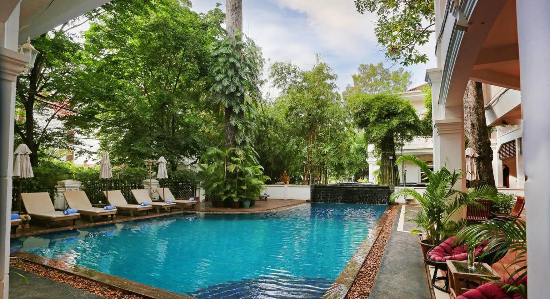 Grand Sunset Angkor Hotel
