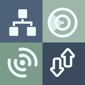 Network Analyzer 3.7.2 by Jiri Techet logo