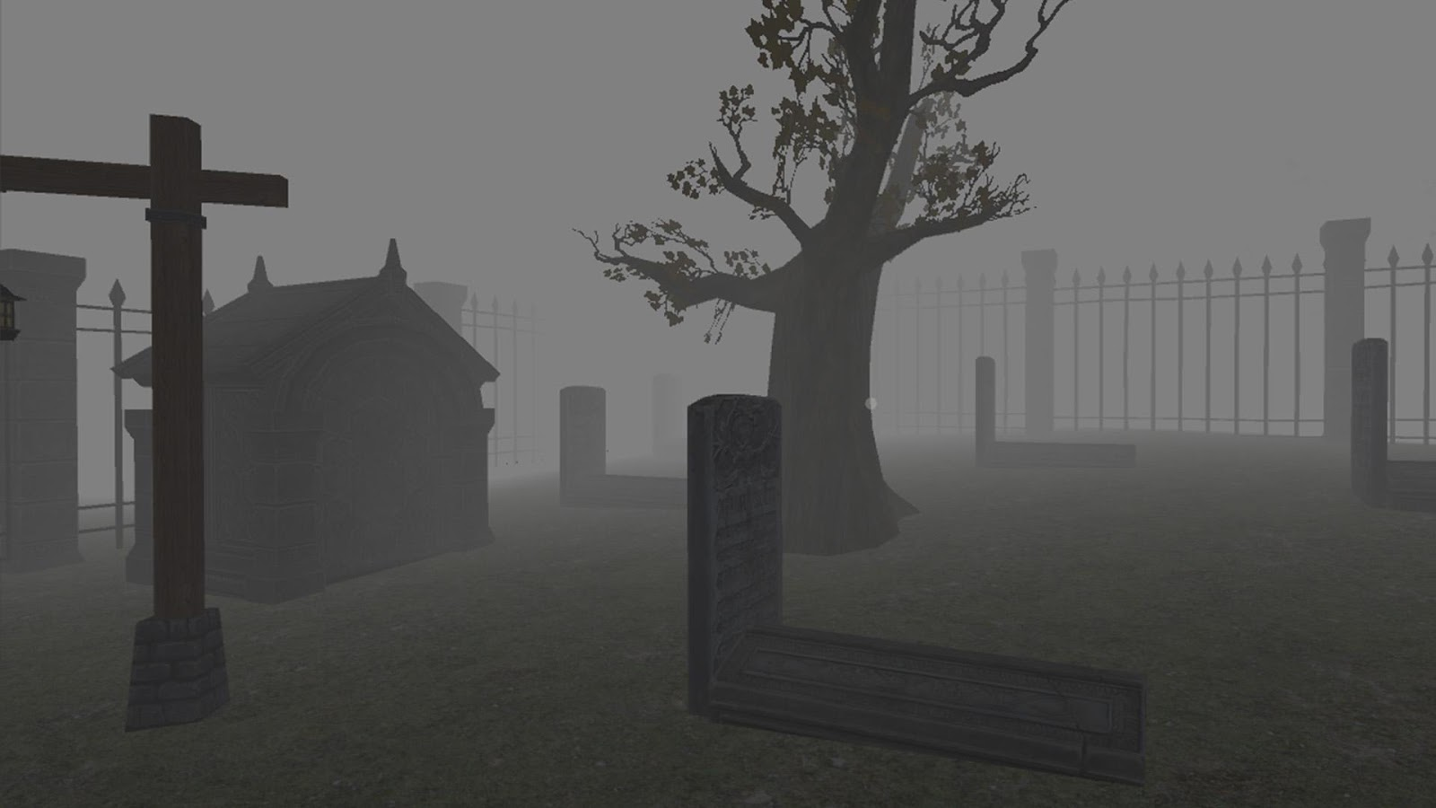 Dead Escape : Graveyard VR- screenshot