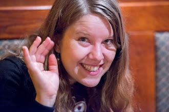 Photo: Maijastiina Vilenius hymyili kameralle