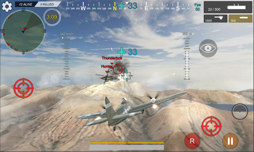 Heli Clash : Helicopter Battle ss3
