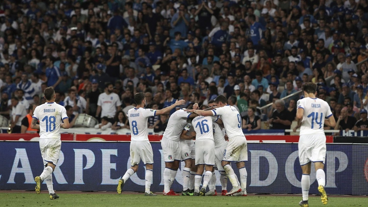 Watch Euro Qualifiers Match Night Highlights live