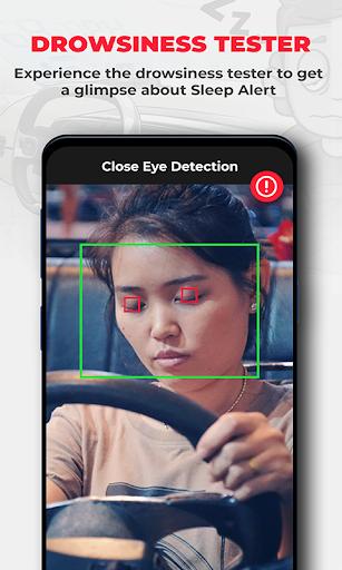 Sleep Alert & GPS Speedometer Car Heads up Display cheat hacks